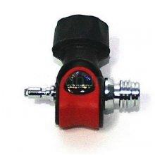 Пневмогорн BS DIVER ScubAlert с коннекторами для подключения к инфлятору