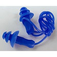 Беруши BS DIVER силиконовые с PVC линем (ассортимент цветов)