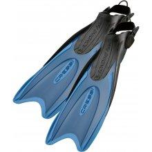 Ласты Cressi PALAU с открытой пяткой цвет: синий