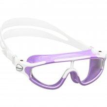 Очки детские для плаванья CRESSI BALOO цвет: лилово-белые