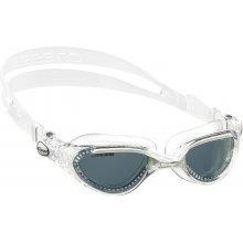 Очки  для плаванья CRESSI FLASH цвет: прозрачно-черные