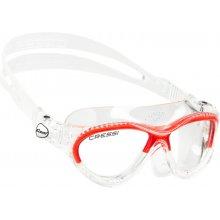 Очки  для плаванья CRESSI COBRA KID цвет: красный