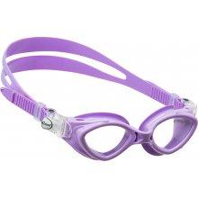 Очки детские для плаванья CRESSI KING CRAB цвет: лиловый