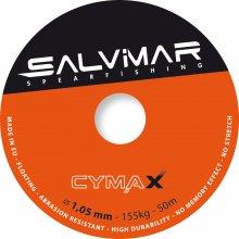 Линь для арбалетов SALVIMAR CYMAX - ø1,05 - 155kg - оранжевый (метр)