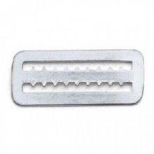 Держатель BS DIVER стальной грузовой (две прорези, зубчатый)