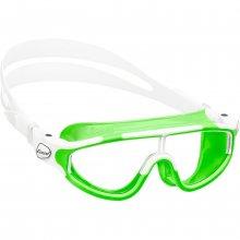 Очки детские для плаванья CRESSI BALOO цвет: зелено-белые