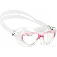 Очки  для плаванья CRESSI COBRA цвет: белый