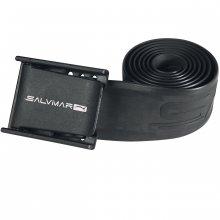 Пояс грузовой SALVIMAR резиновый PRO с пластиковой пряжкой